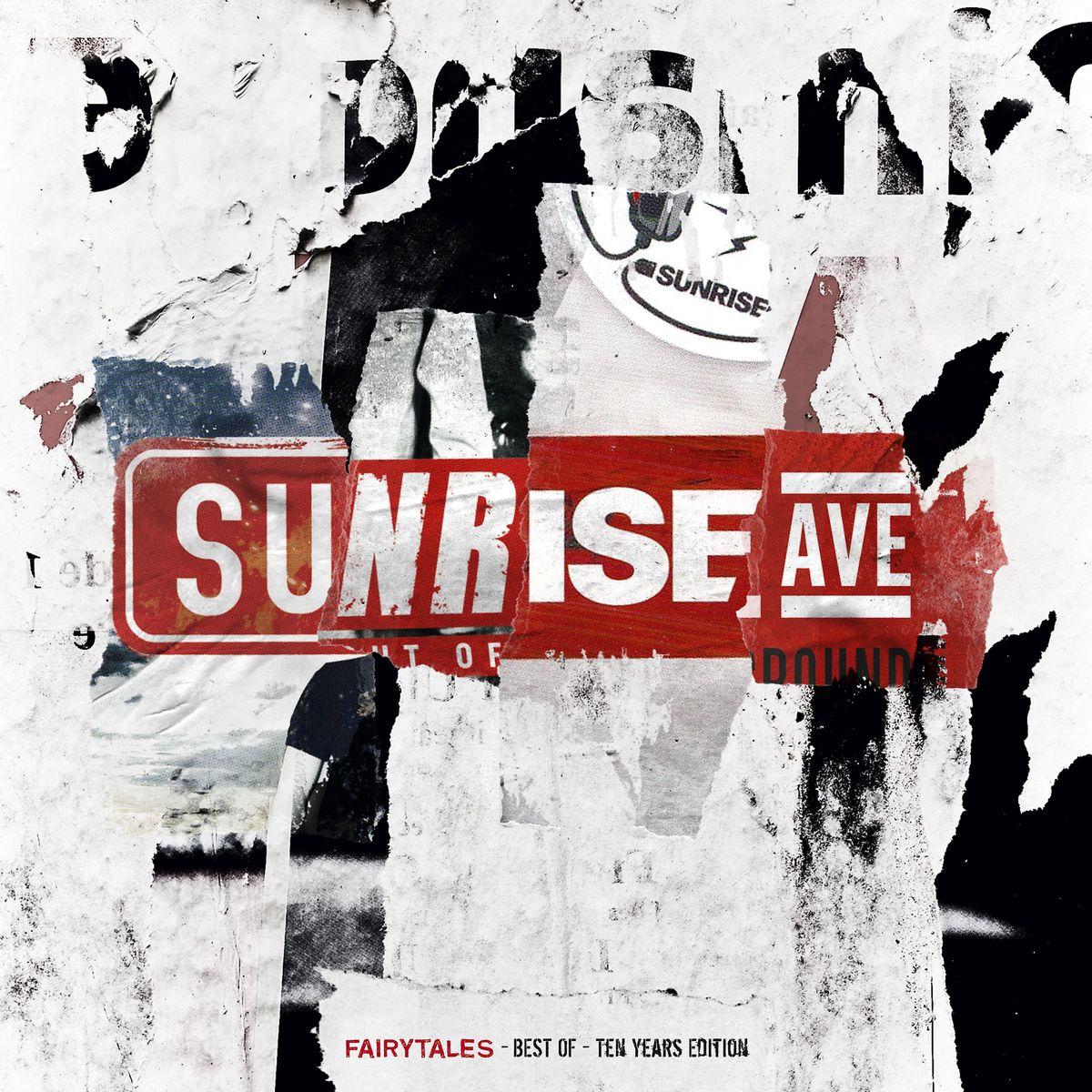 √Fairytales-Best Of-Ten Years Edition von Sunrise Avenue - CD jetzt im Sunrise Avenue Shop