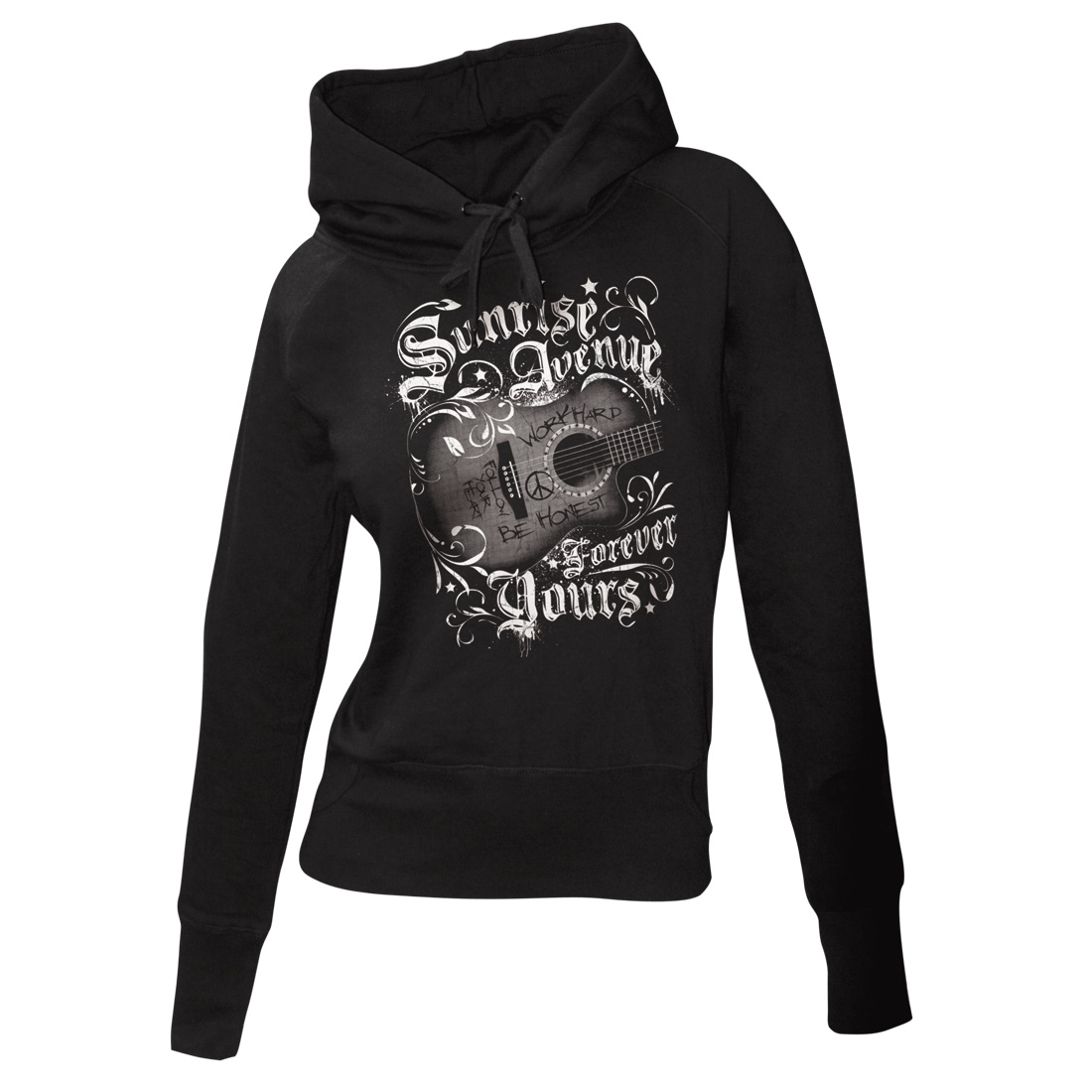 √Forever Yours von Sunrise Avenue - Girlie hooded sweater jetzt im Sunrise Avenue Shop