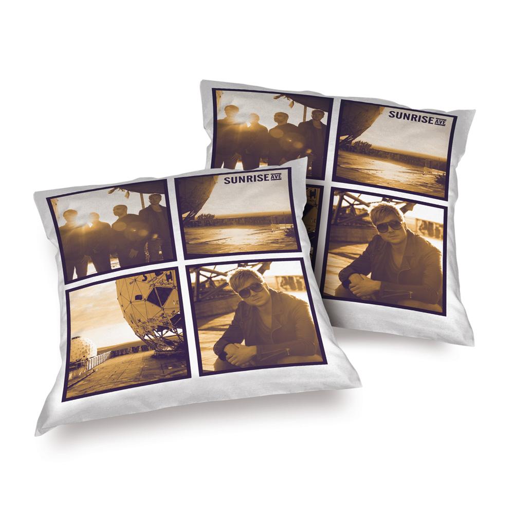 sunrise avenue shop foto collage sunrise avenue. Black Bedroom Furniture Sets. Home Design Ideas