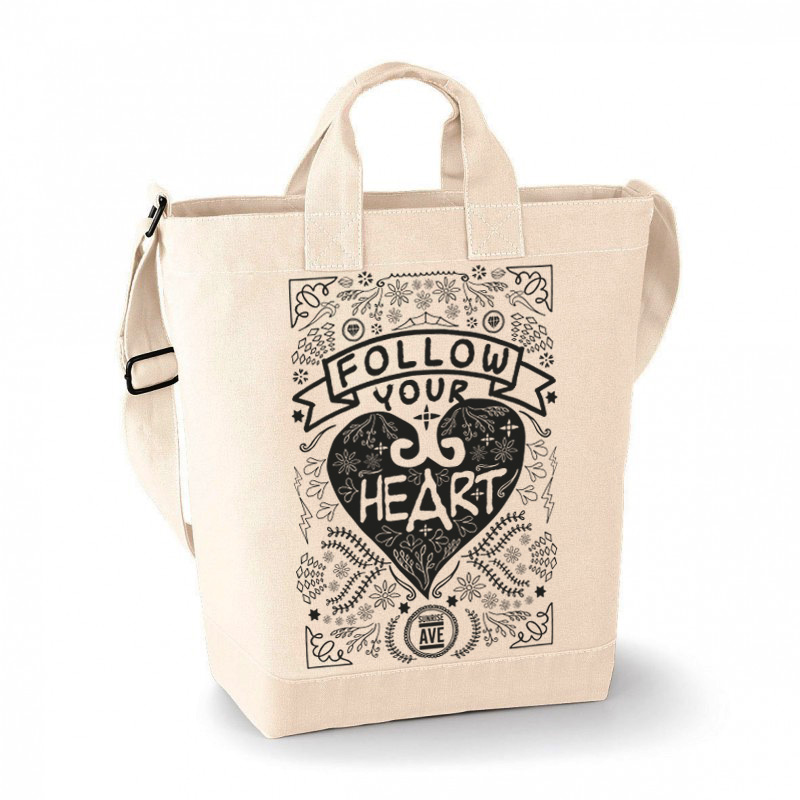 √Follow Your Heart Painted von Sunrise Avenue - 100% cotton jetzt im Sunrise Avenue Shop