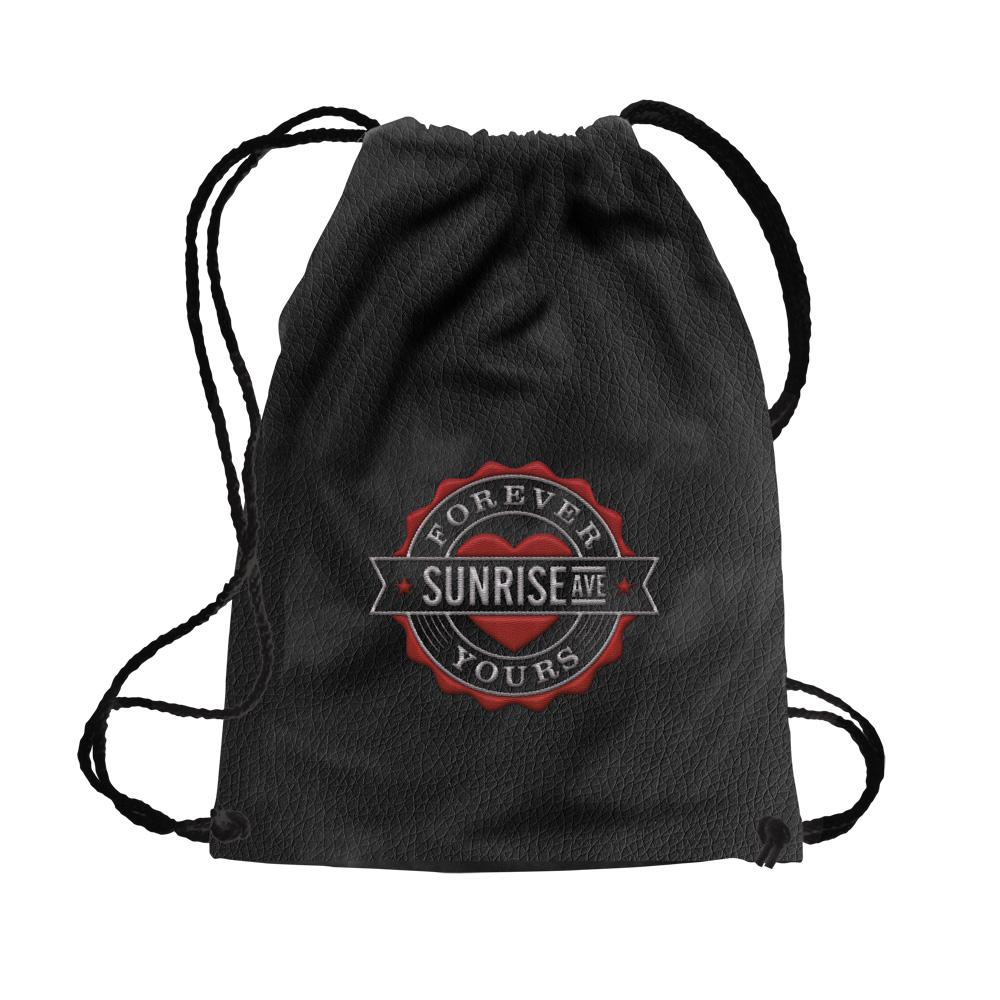 √Forever Yours Emblem von Sunrise Avenue - fake leather jetzt im Sunrise Avenue Shop