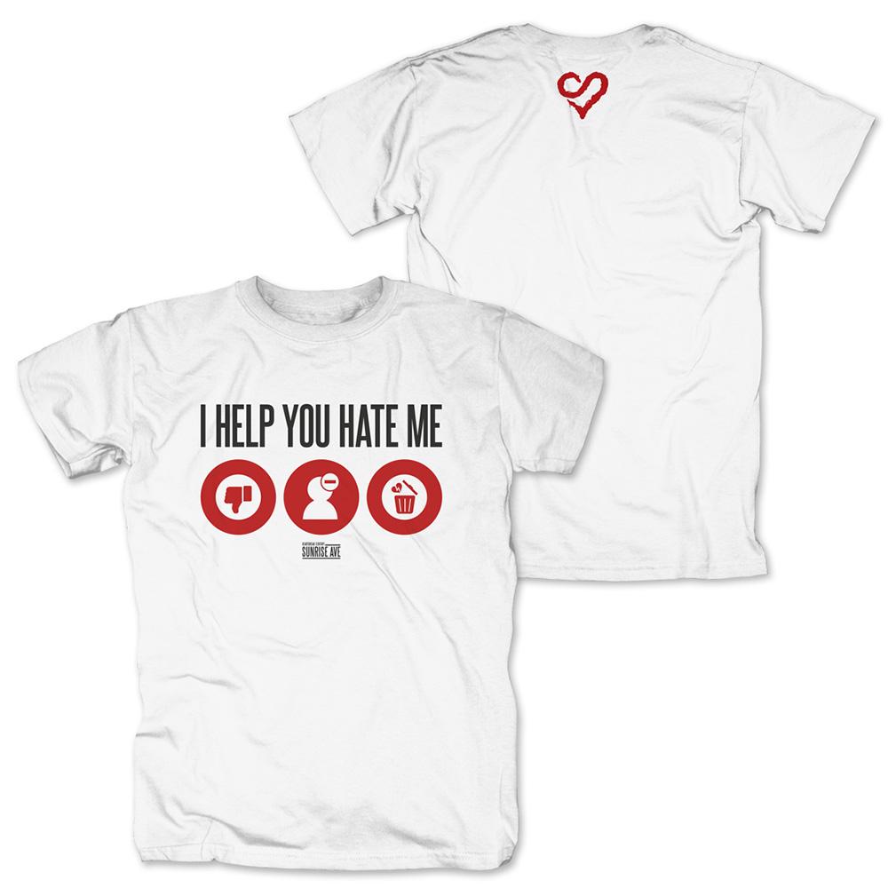 √I Help You Hate Me von Sunrise Avenue - T-Shirt jetzt im Sunrise Avenue Shop