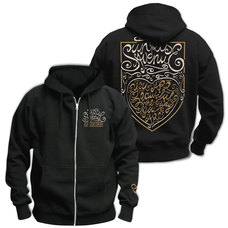 √The Way You Are von Sunrise Avenue - Hooded jacket jetzt im Sunrise Avenue Shop