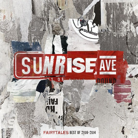 Fairytales-Best Of 2006-2014 von Sunrise Avenue - CD jetzt im Sunrise Avenue Shop