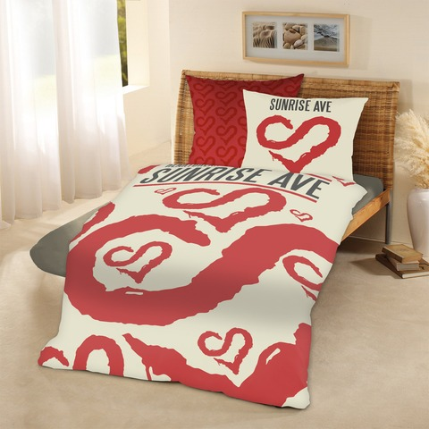 √Heartbreak Century von Sunrise Avenue - Bed linen jetzt im Sunrise Avenue Shop