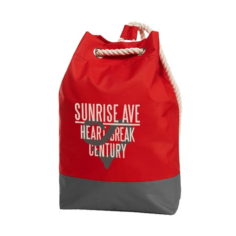Heartbreak Century Logo von Sunrise Avenue - Seesack jetzt im Sunrise Avenue Shop