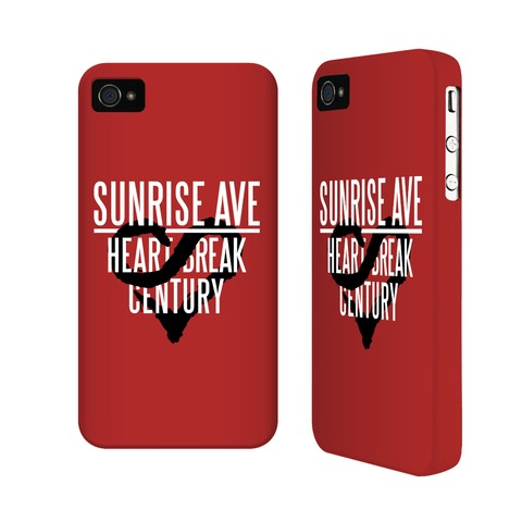 Heartbreak Century von Sunrise Avenue - Phone Case jetzt im Sunrise Avenue Shop