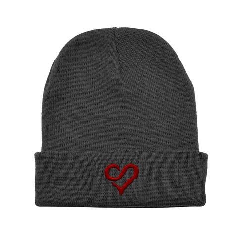 √Logo Heart von Sunrise Avenue - Beanie jetzt im Sunrise Avenue Shop