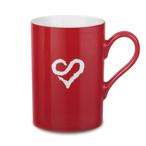 Logo Heart von Sunrise Avenue - Tasse jetzt im Sunrise Avenue Shop