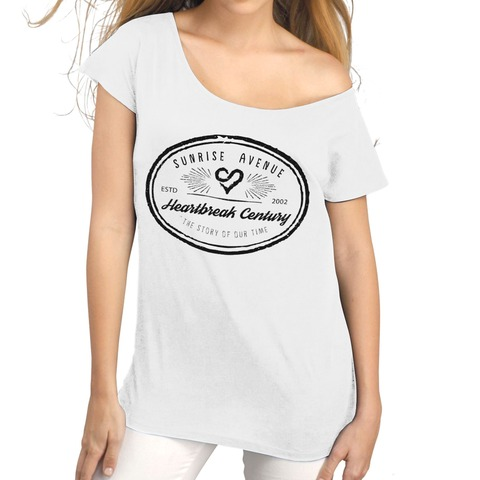 √Retro Sign von Sunrise Avenue - Girlie Shirt jetzt im Sunrise Avenue Shop