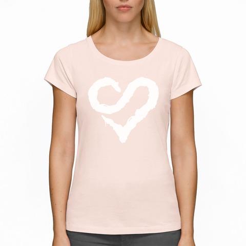 √Logo Heart von Sunrise Avenue - Girlie Shirt jetzt im Sunrise Avenue Shop