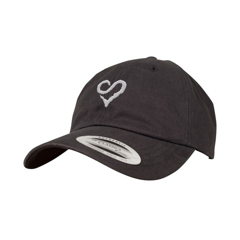 √Logo Heart Embroidery von Sunrise Avenue - Cap jetzt im Sunrise Avenue Shop