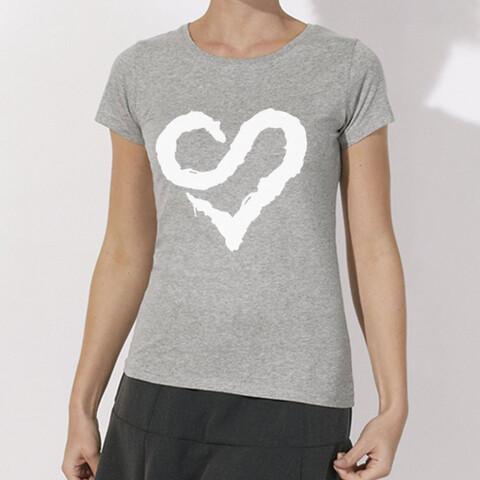 Logo Heart von Sunrise Avenue - Girlie Shirt jetzt im Sunrise Avenue Shop