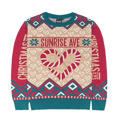 √Christmas Eve von Sunrise Avenue - knitted sweater jetzt im Sunrise Avenue Shop