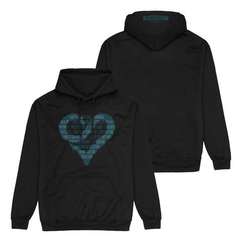 √Best Of von Sunrise Avenue - Hood sweater jetzt im Sunrise Avenue Shop